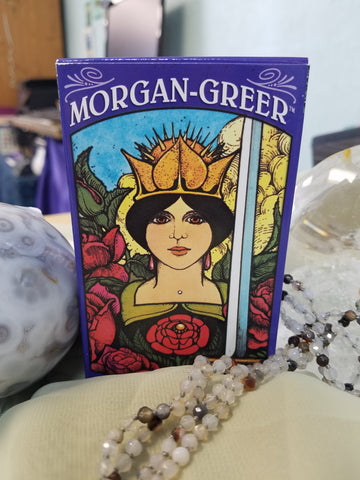 Morgan-Greer Tarot Deck - Goddess I AM