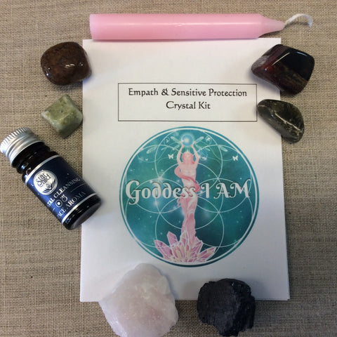 Empath & Sensitive Protection Kit