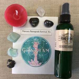 Mercury Retrograde Survival Kit - Goddess I AM