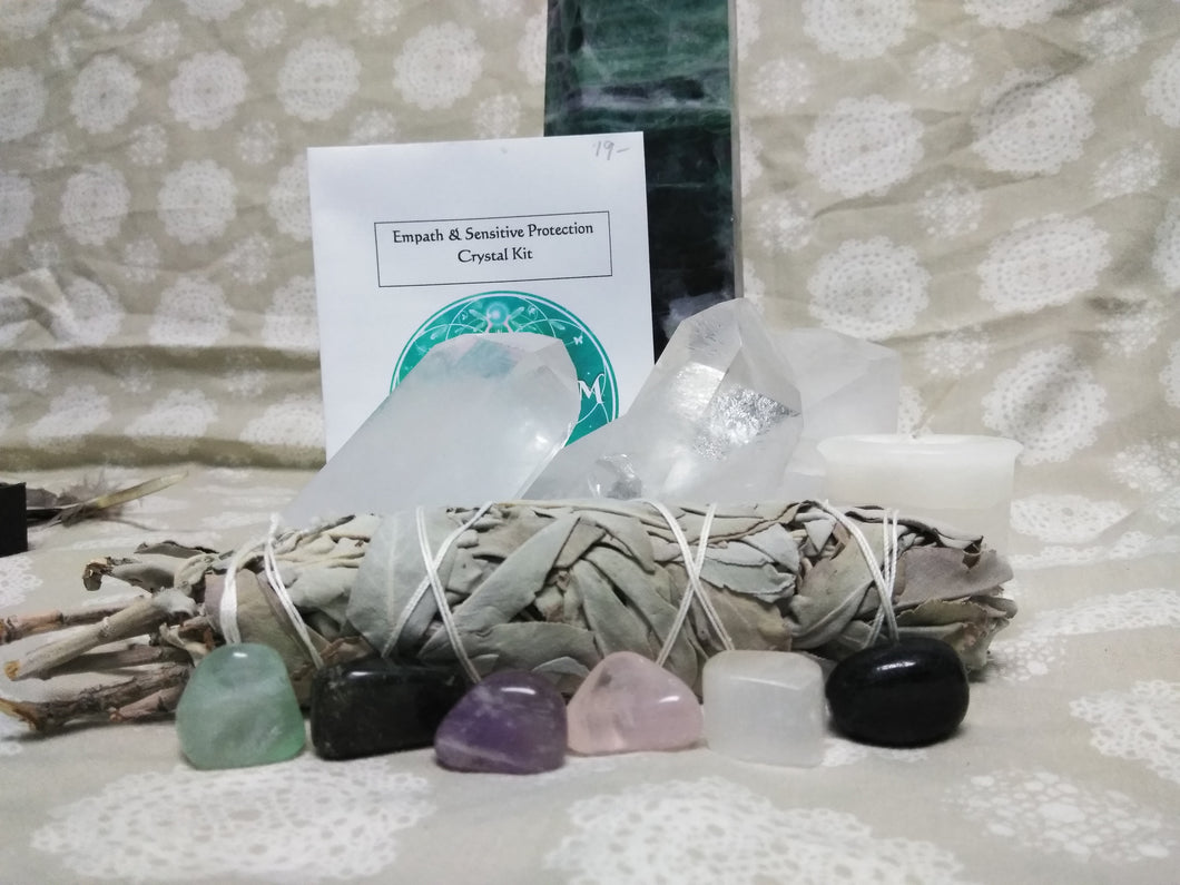Standing In My Power Crystal Kit - Goddess I AM