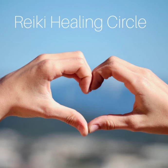 Reiki Healing Circle, Sunday March 8th,  5pm - Goddess I AM