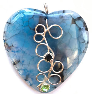 Christine Hall Spirit Pendants, December 13th from 4-7:30pm