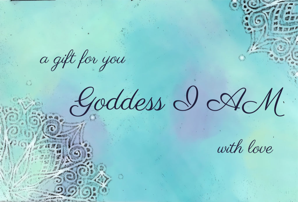 Gift Certificates - Goddess I AM