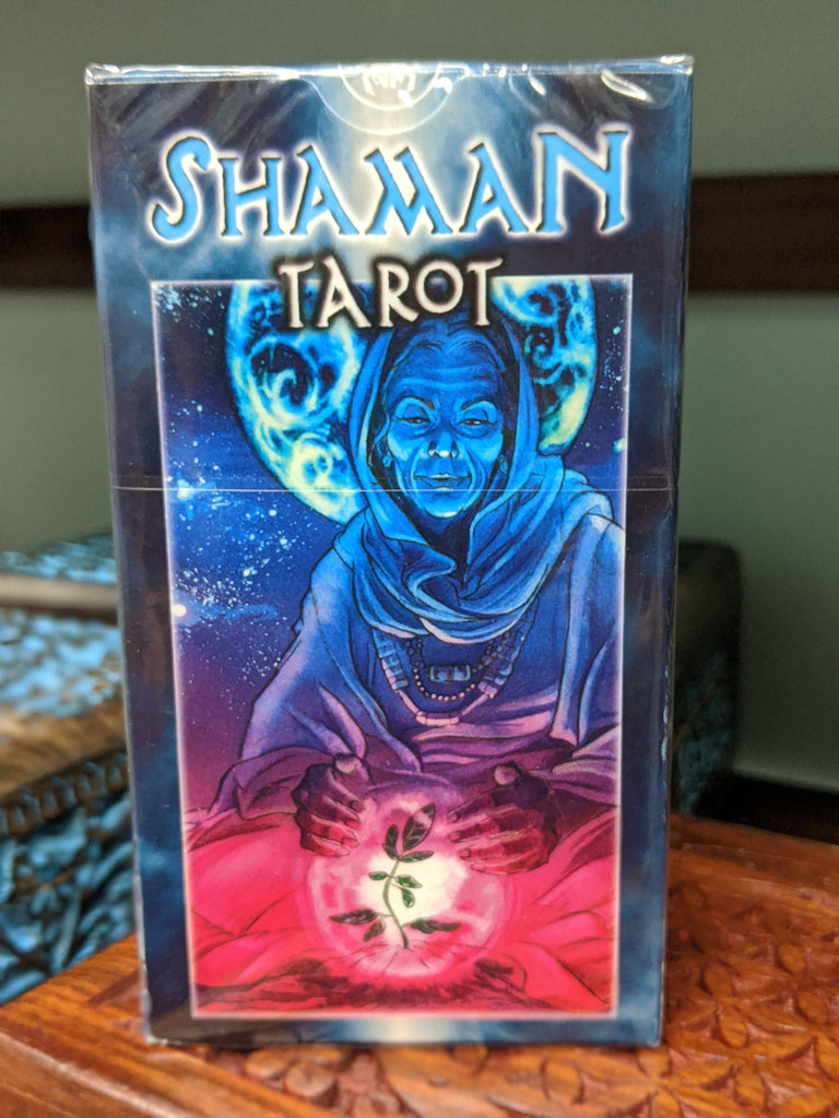 Shaman Tarot - Goddess I AM