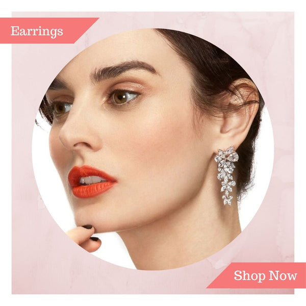 Earrings + Studs Online | Navya