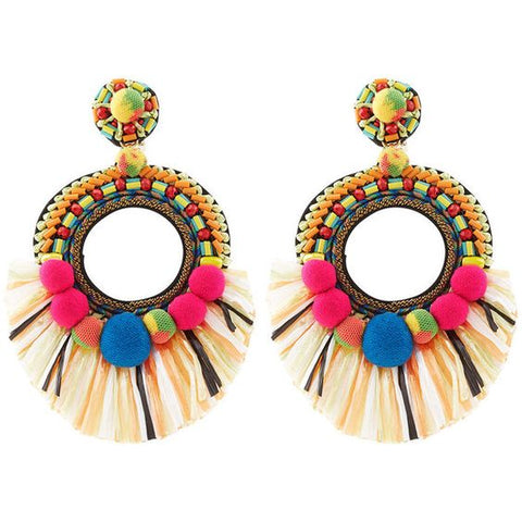 pom-pom-tassel-earrings-multicolor-navya