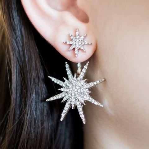 Star Dreamer Stud Earrings