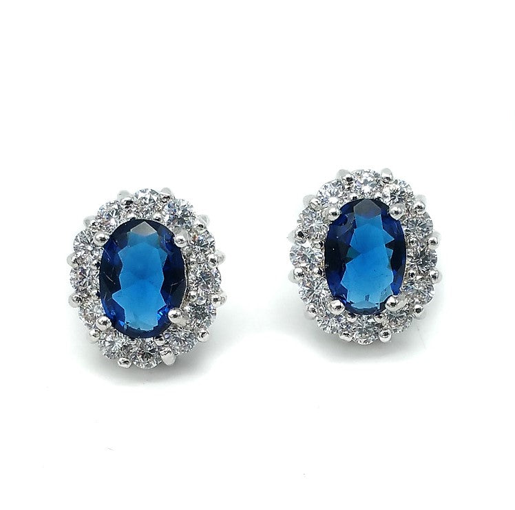 Margie Bridal Stud Earrings - Navya