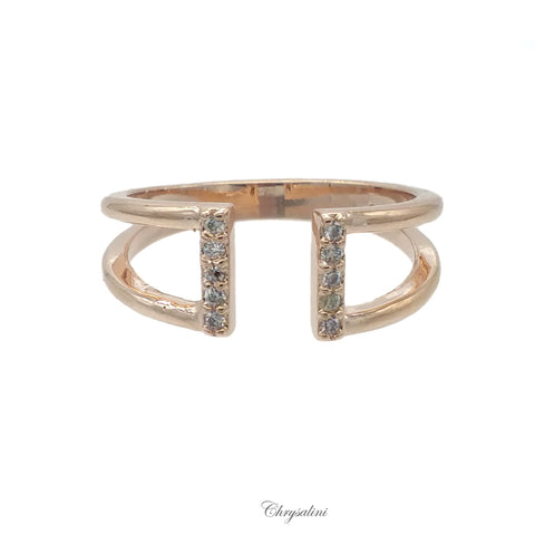 Style Wrap Statement Ring - Navya