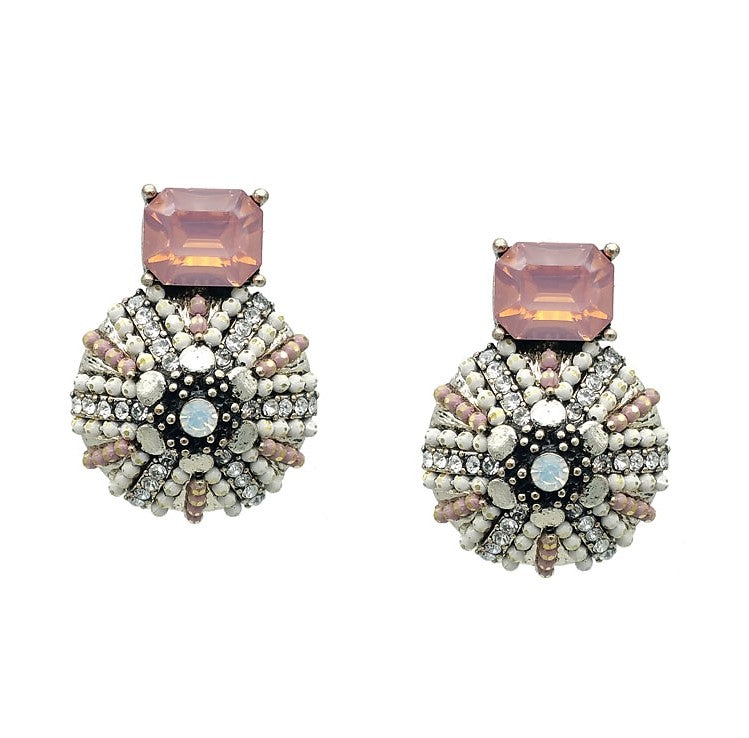 Love Chloe Stud Earrings - Navya
