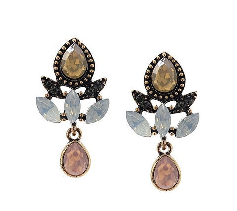 Valerie Statement Earrings - Navya