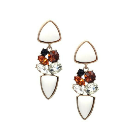 Alice Statement Earrings - Navya