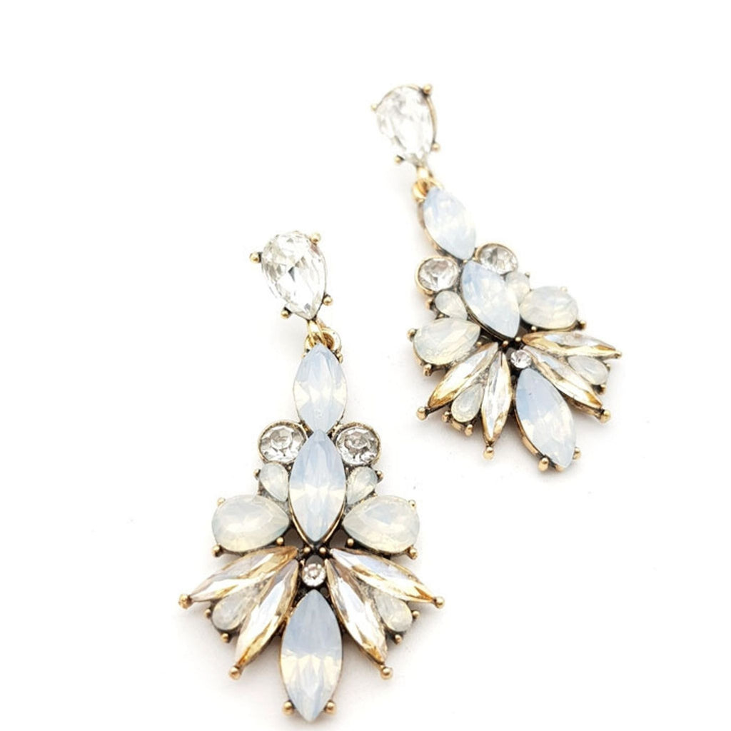 Pre-Order Alison Statement Earrings - Navya