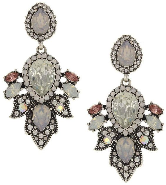 Maira Statement Earrings - Navya