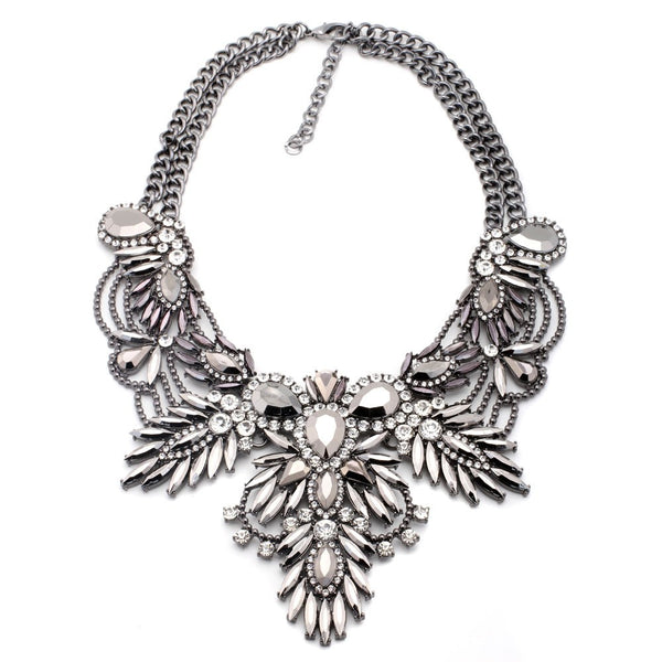 Antique Statement Necklace Angelic Dream Full view