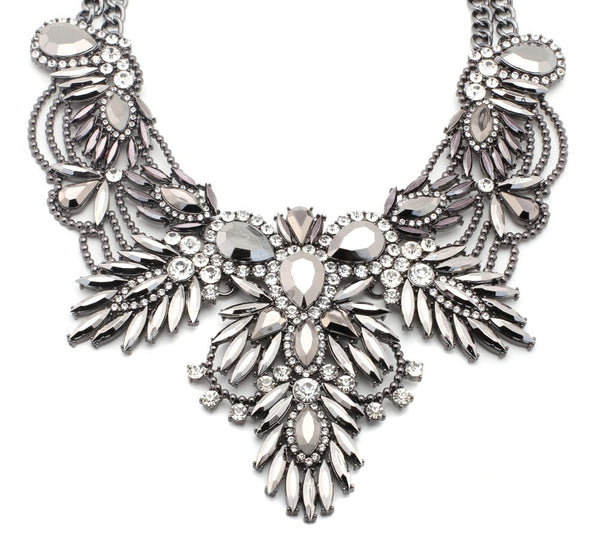 Antique Statement Necklace Angelic Dream Half View