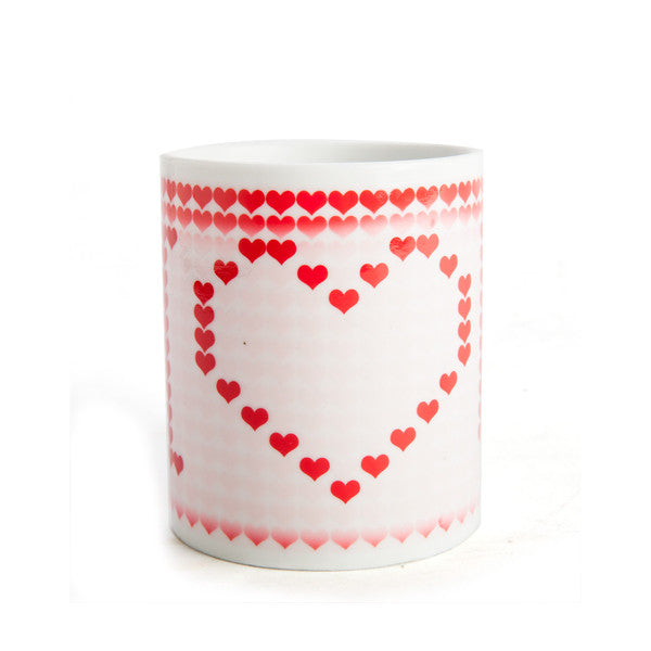 I Love You Colour Change  - Mug - Navya