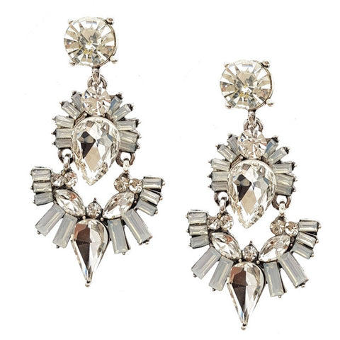 Iesha Statement Earrings - Navya