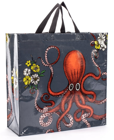 Octopus Shopper - Blue Q - Navya