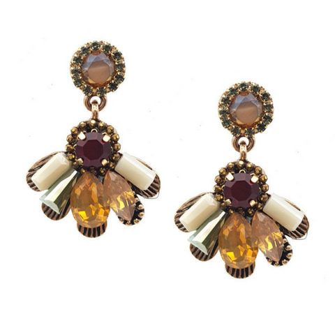 Brisa Statement Earrings