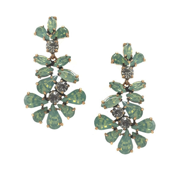 Valentine Dream Statement Earrings - Navya