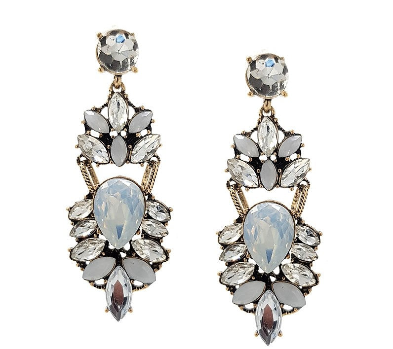 Aria Fashion Statement Earrings - Navya