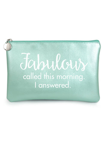 Fabulous Called Cosmetic Bag - Navya