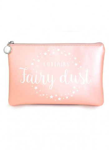 Fairy Dust Cosmetic Bag