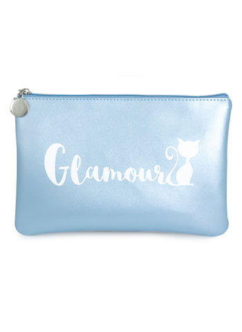 Glamour Puss Cosmetic Bag