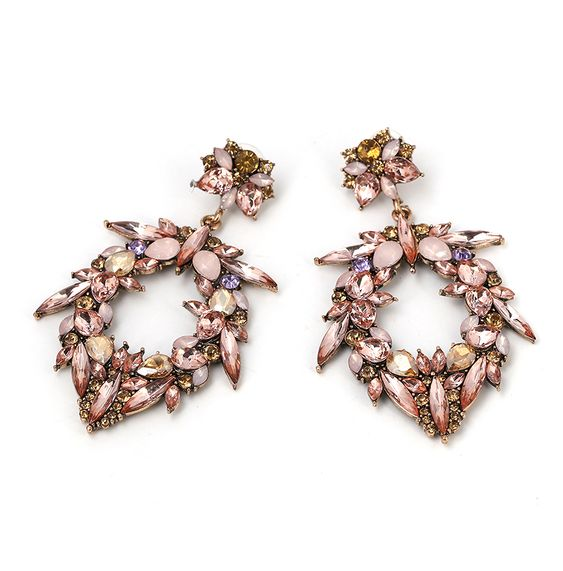 Ines Stud Statement Earrings - Navya