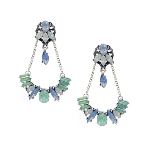 Leilani Fashion Statement Earrings - Navya
