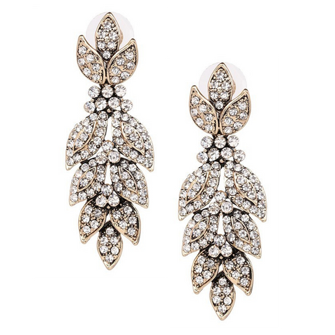 Let it Shine Statement Earrings - Navya