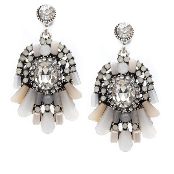 Neisha Statement Earrings - Navya