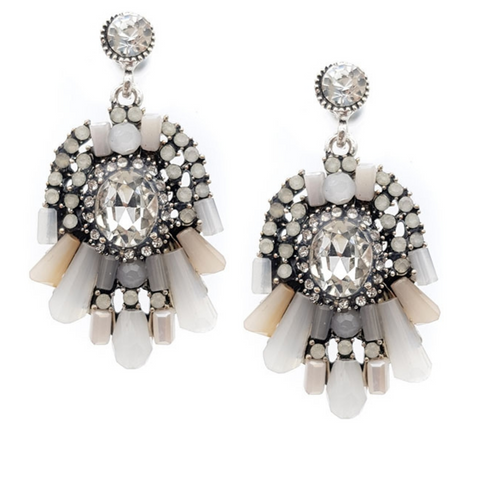 Neisha Statement Earrings