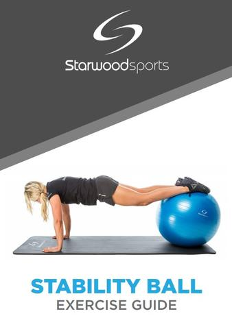 Stability Ball Exercise Guide