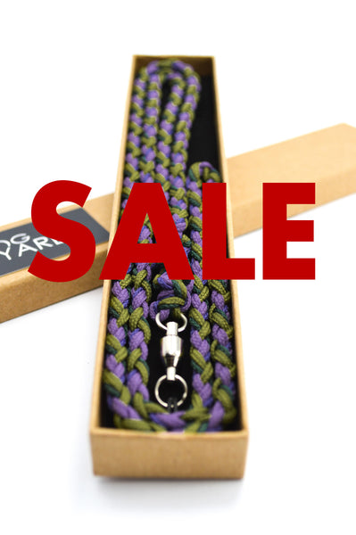 Braided Lanyard SALE