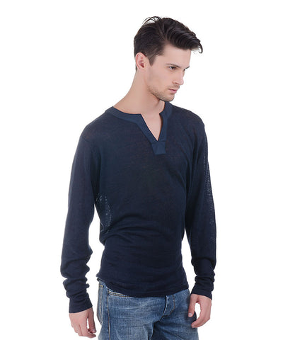 Lagerfeld Navy Pullover