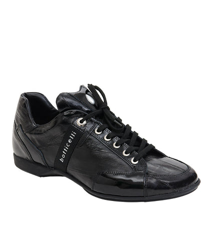 Roberto Botticelli Black Mens Sneaker