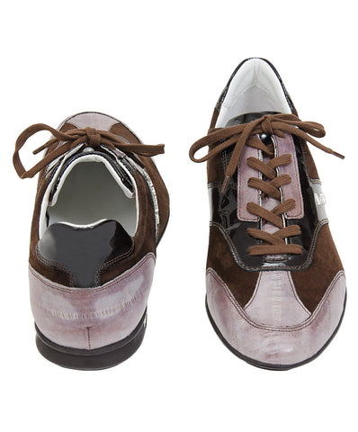 Roberto Botticelli Brown Lace Up Shoes