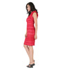 Christain Lacroix Red Dress