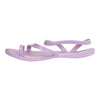 MELISSA-LILAC STRAPY FLATS