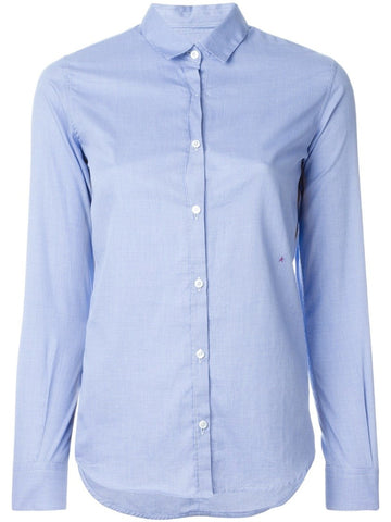 Blue cotton Rachel shirt