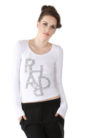 Phard White Top