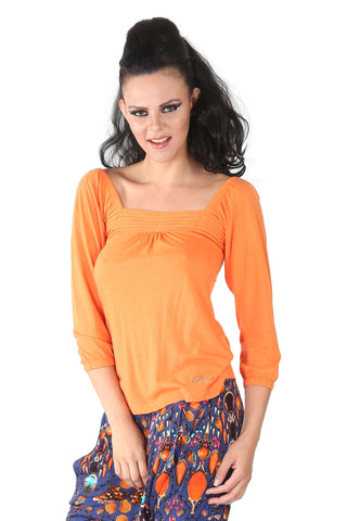 Phard Orange Top