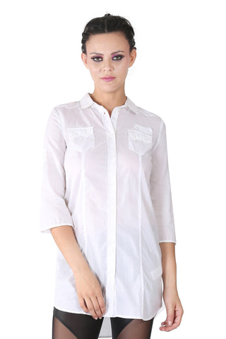 Phard White Shirt
