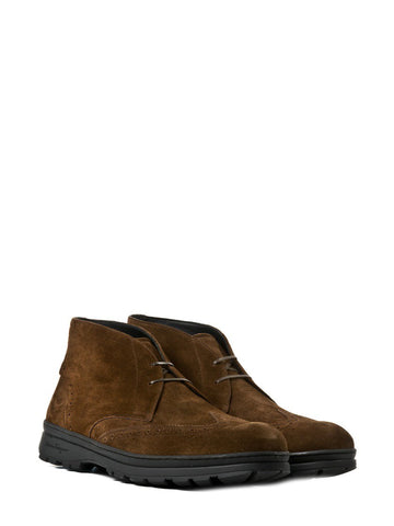 Rodeo brown leather Parker boots