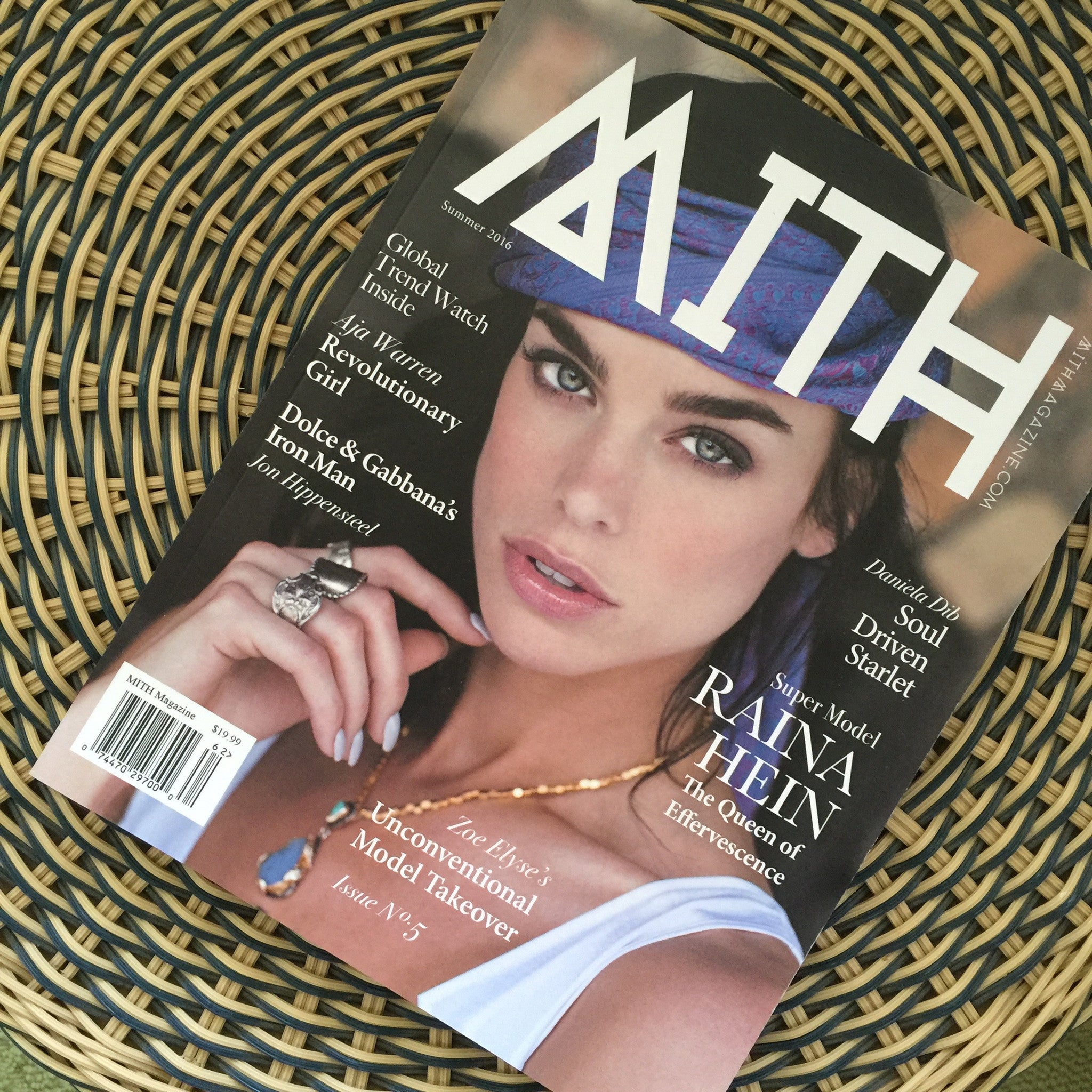 MITH Issue No.5 - Summer 2016 (Print)