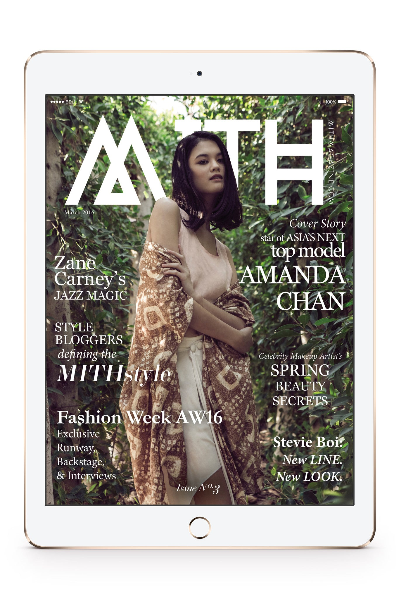 MITH Issue No.3 - March 2016 (Print)