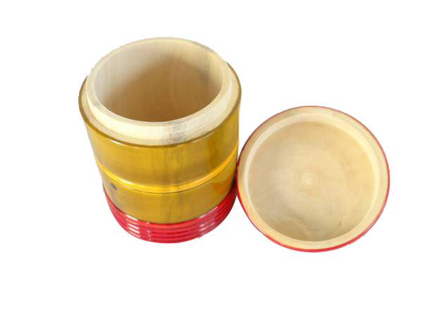 "'Rasa' - Sustainable Wood Tea/Spice Jars - 4""h x 3""w x 3""d - Set of 3"