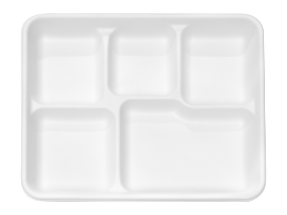 Terrahue 5 compartment Lunch Tray 10